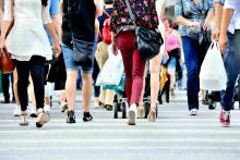 Pedestrian accidents increase